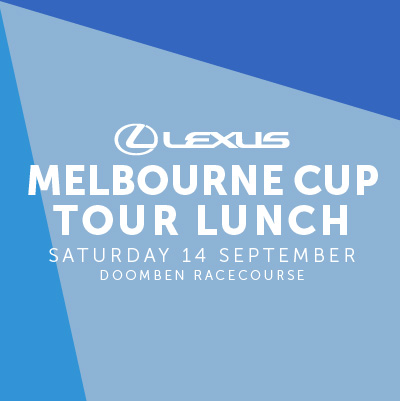 Melbourne Cup Tour Lunch | Brisbane Racing Club