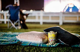 Movie Pack - Big Screen On The Green | Brisbane Racing Club