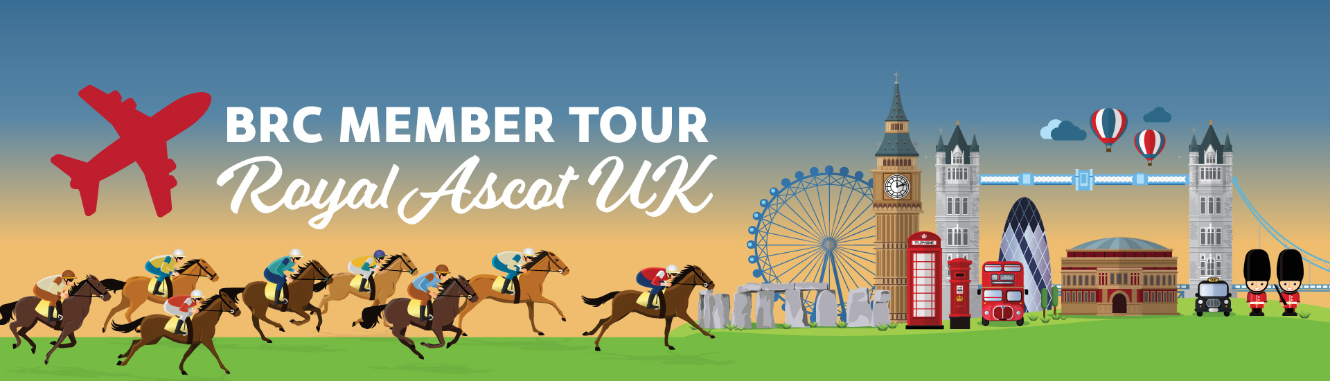 BRC Member Royal Ascot Tour | Brisbane Racing Club