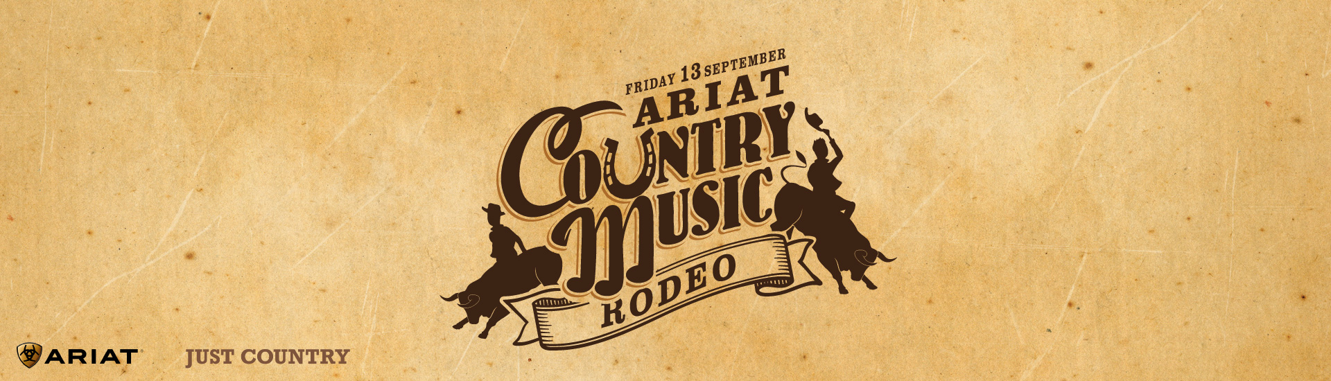 Country Music Rodeo Muster Package