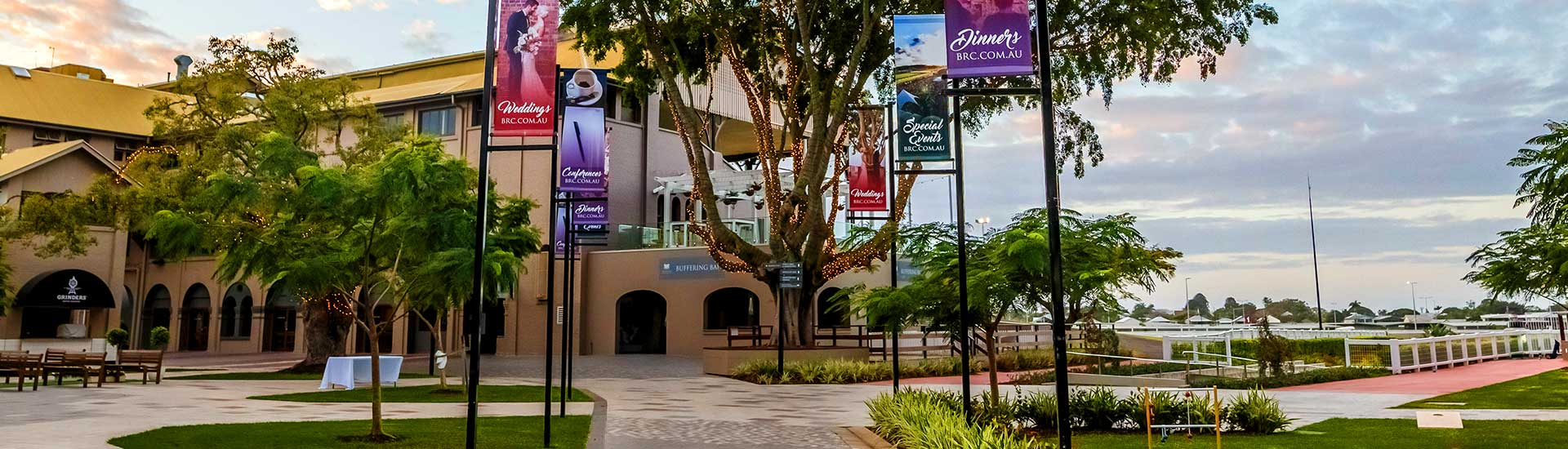 Brisbane Racing Club offers flexible indoor and outdoor function spaces across Doomben and Eagle Farm Racecourse that cater for all styles of events