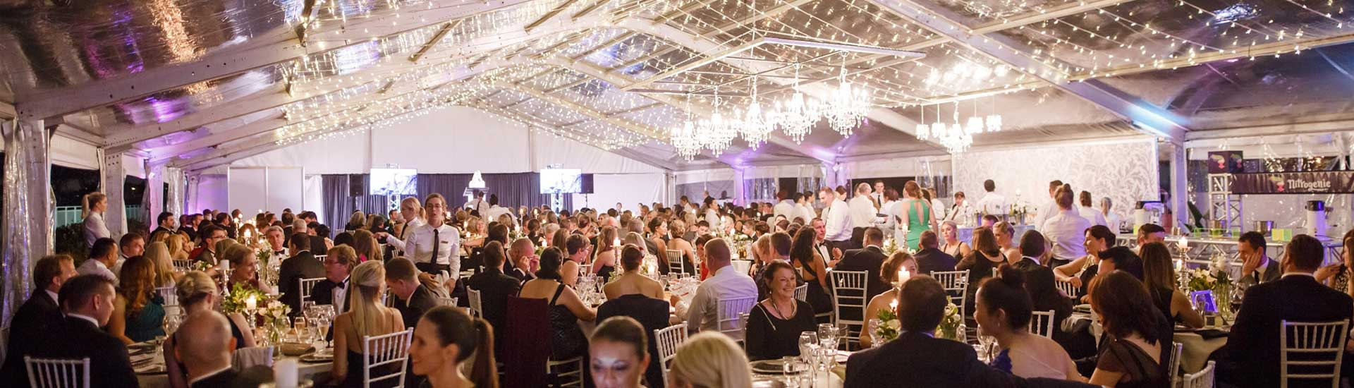 Brisbane Racing Club offers beautiful formal settings for your next awards night, gala dinner or anything in-between