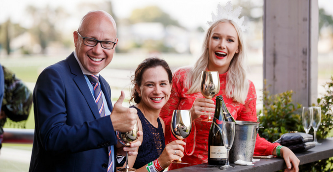 Christmas At The Races at Doomben Racecourse 2018