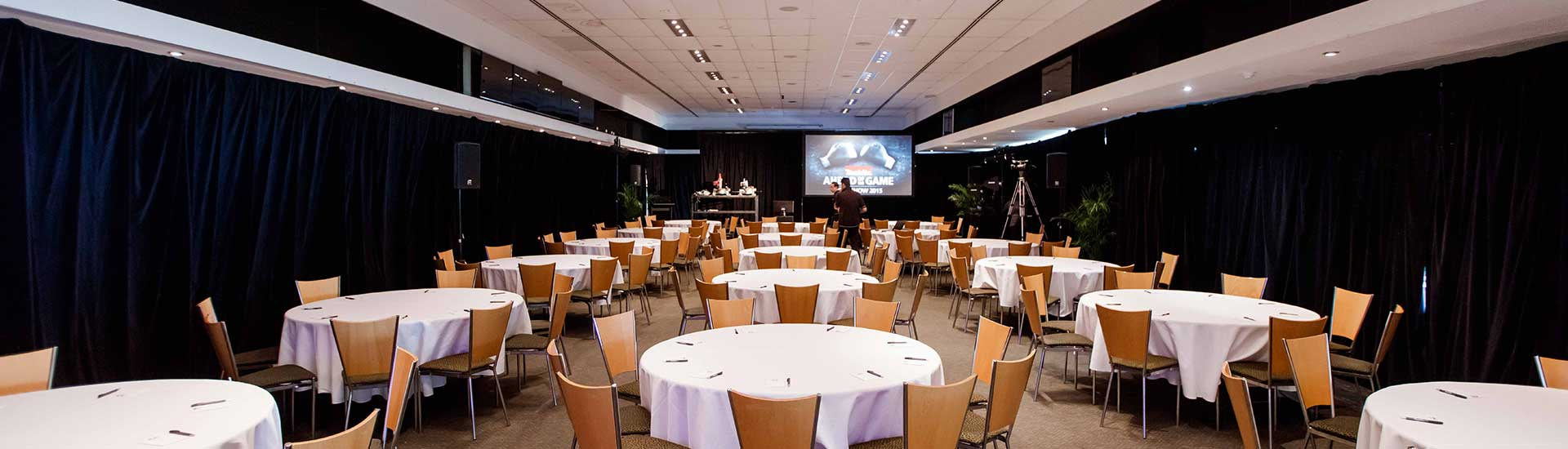 Vo Rogue Room is the perfect location for your function