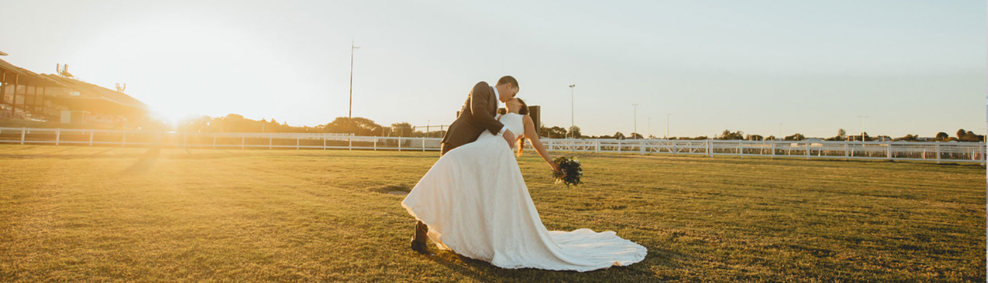 Unique and magical wedding venues at Eagle Farm Racecourse, Brisbane Racing Club